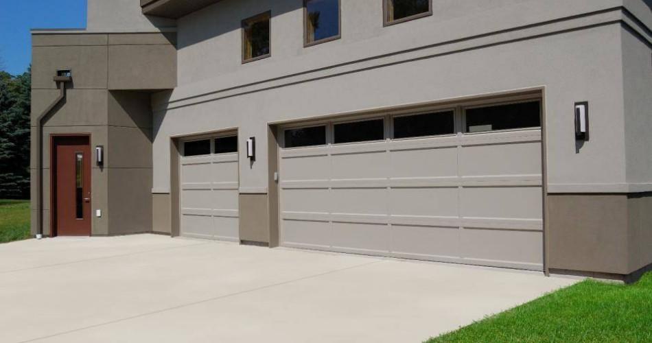 Recessed Panel Steel Doors Phoenix Garage Doors Repair